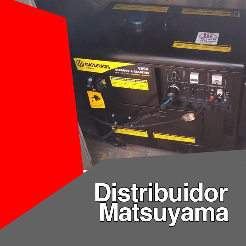 Distribuidor matsuyama