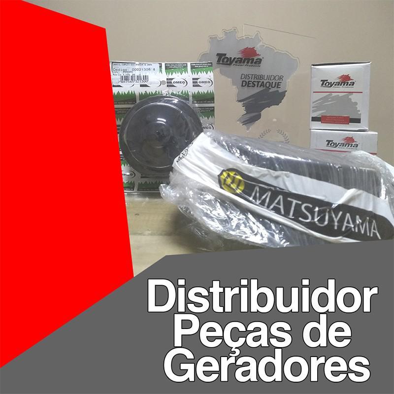 Distribuidor peças de geradores