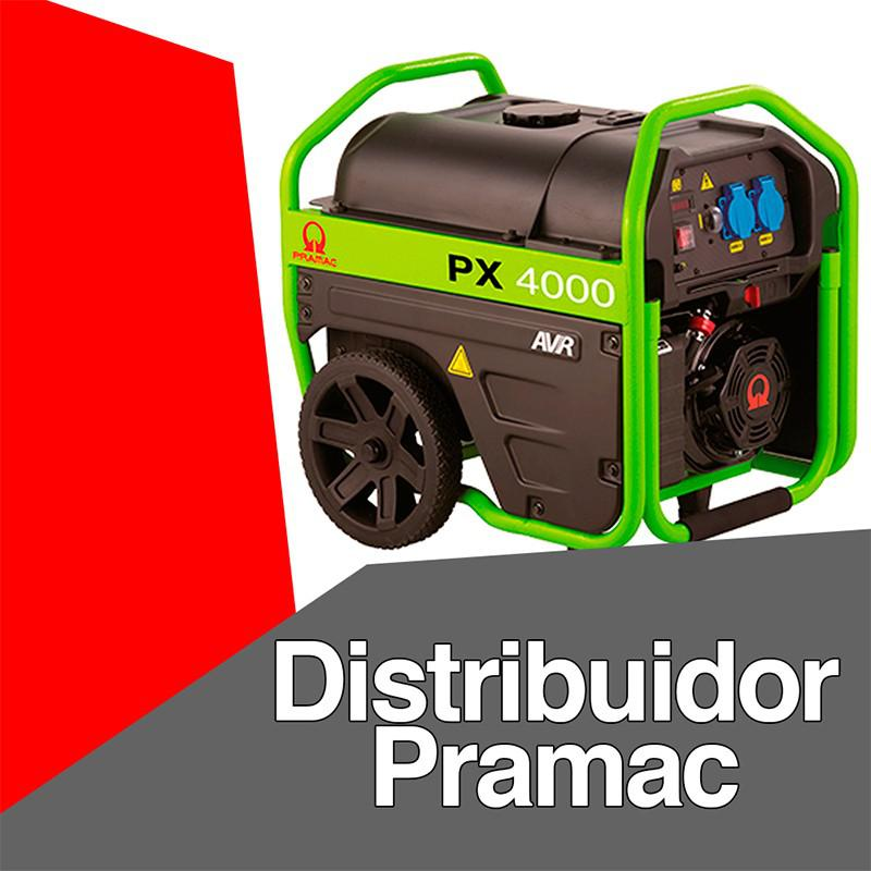 Distribuidor pramac
