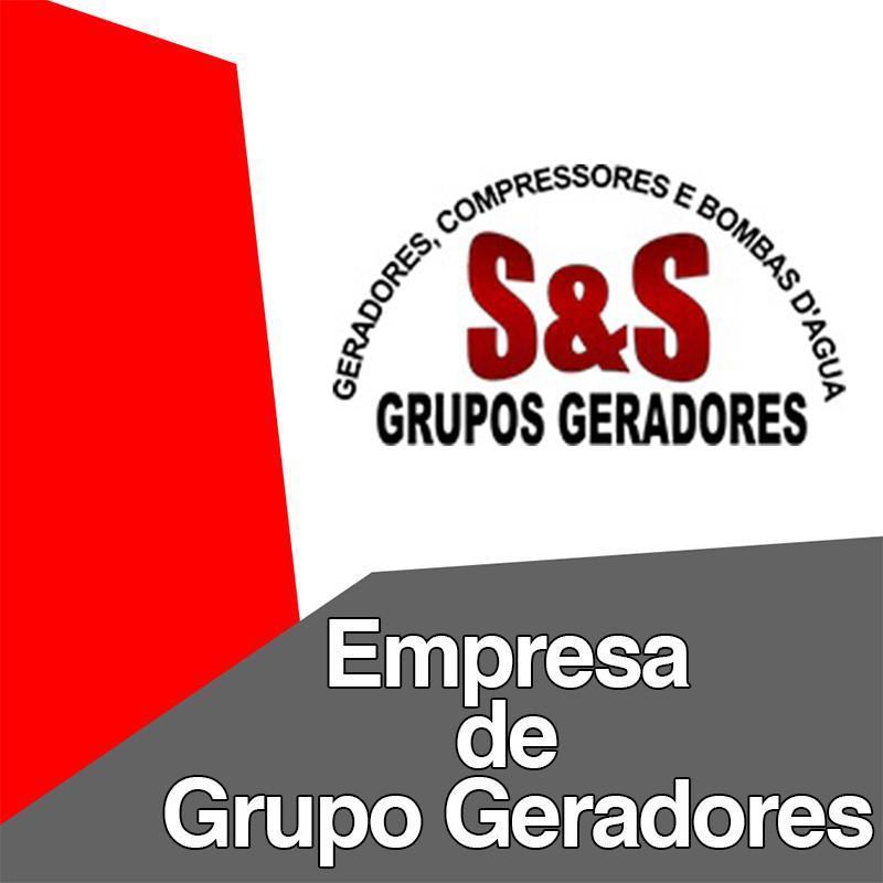 Empresa de grupo geradores