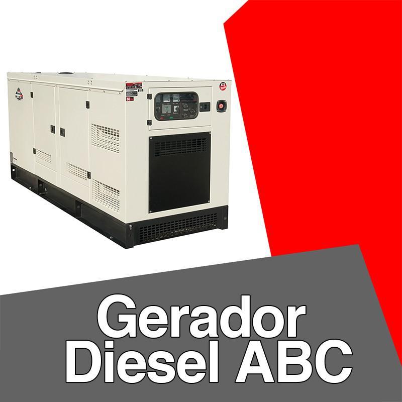 Gerador diesel abc