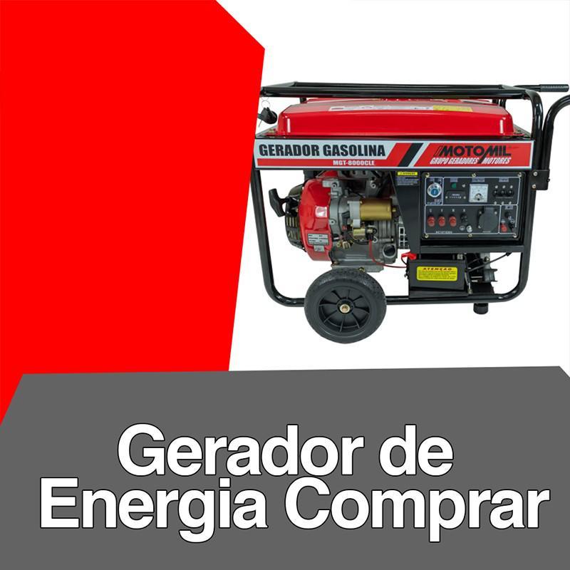 Gerador de energia comprar