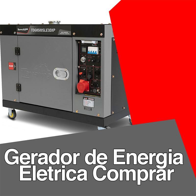 Gerador de energia eletrica comprar