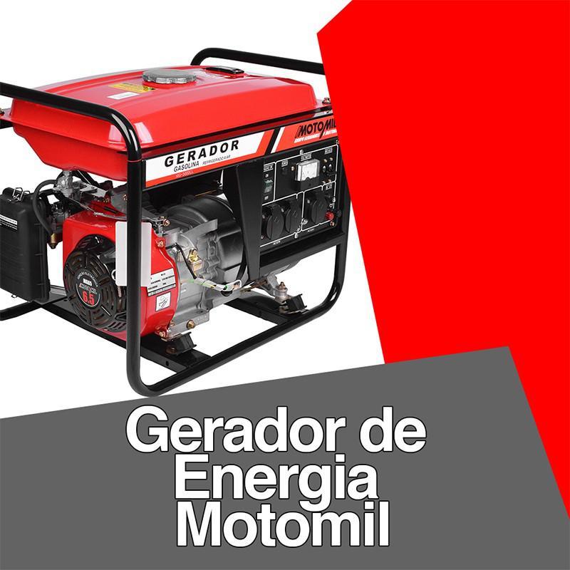 Gerador de energia motomil