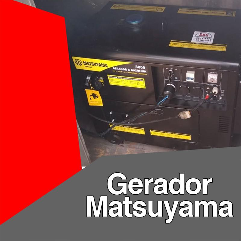 Gerador matsuyama
