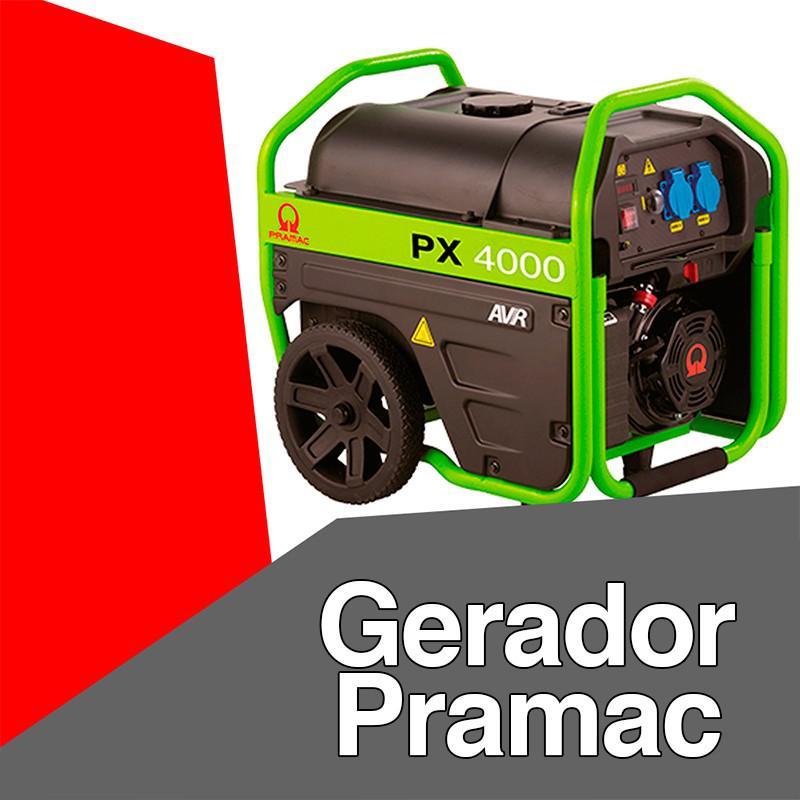 Gerador pramac