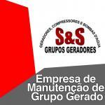 Empresas de manutenção de grupo gerador