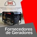 Fornecedores de geradores