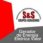 Gerador de energia eletrica valor